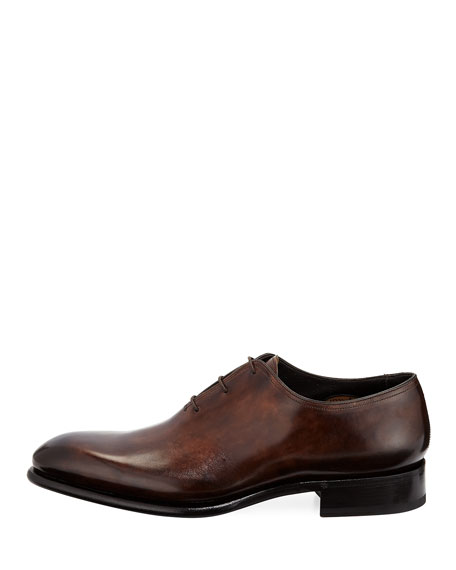 Carter Lace-Up Leather Oxford