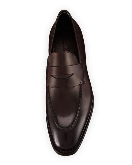 Duke Leather Penny Loafer