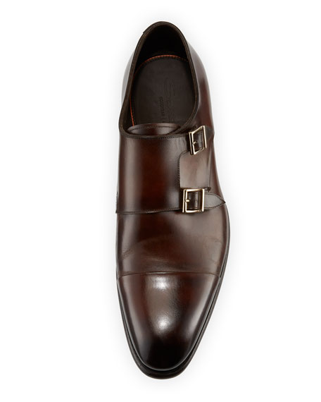 Carter Double-Monk Shoe