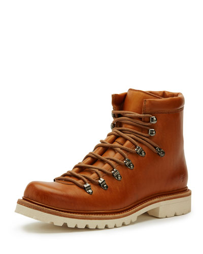 Woodson Leather Hiker Boot