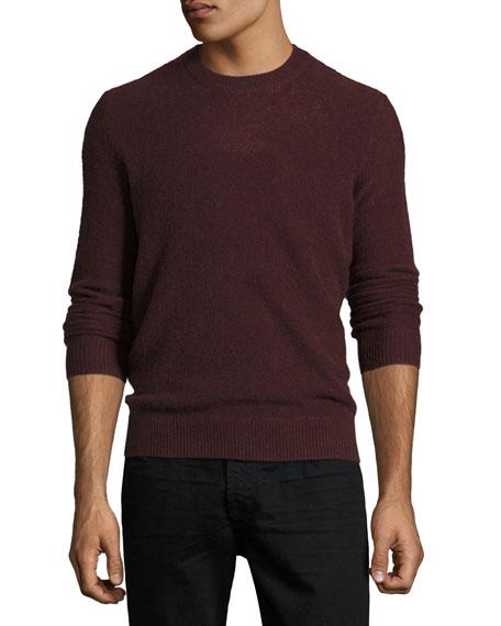 Boiled Cashmere Crewneck Sweater