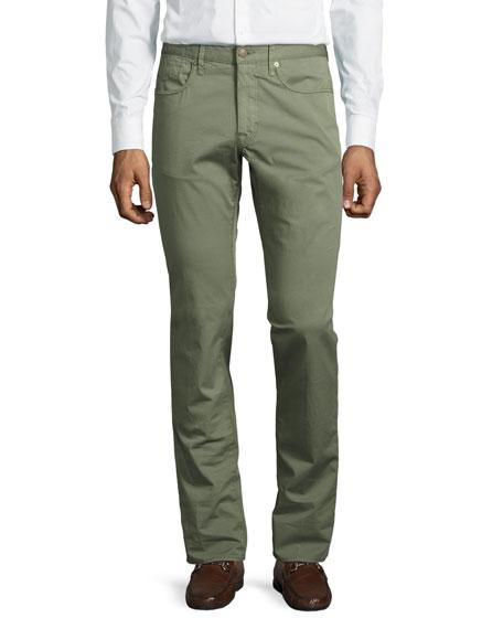 Incotex Pants RAY STANDARD-FIT FIVE-POCKET PANTS
