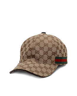 Canvas Baseball Hat