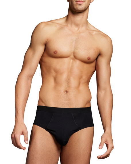 Briefs Two-Pack, Black