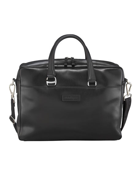 Boston One-Gusset Briefcase