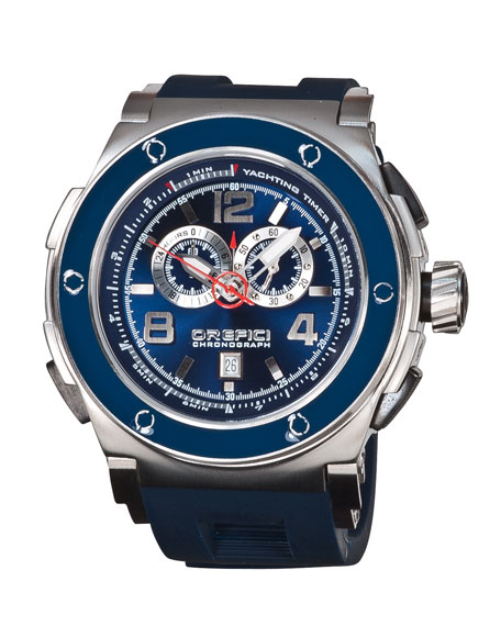 Regatta Yachting Chronograph, Blue
