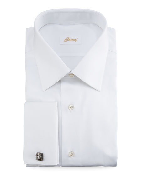 French-Cuff Dress Shirt