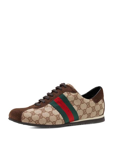 GG Web Sneaker