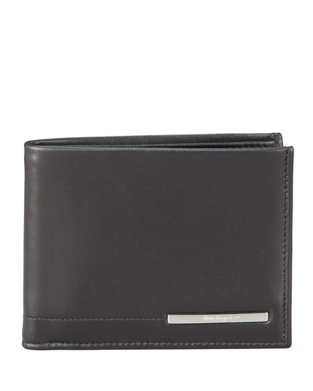 Logo Wallet, Black