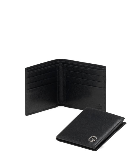 Interlocking G Bi-Fold Wallet