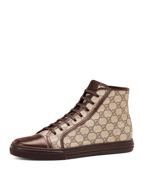 Gucci California Hi-Top Sneaker 96a2ccc2603