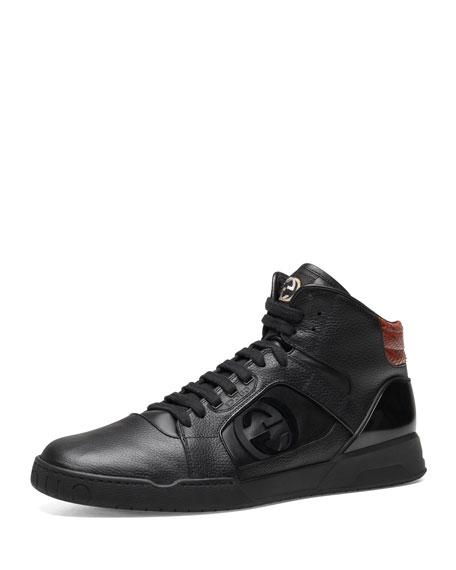Rebound Mid Hi-Top Sneaker