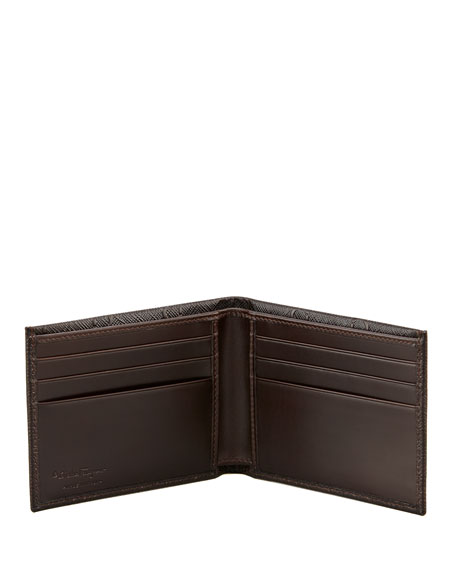 Apollo Gancini Wallet, Brown