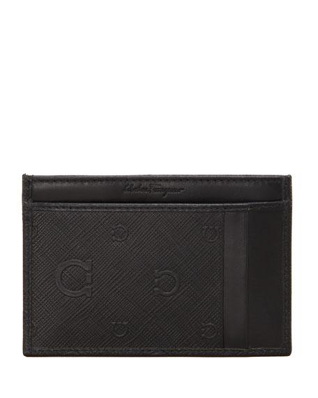 Apollo Card Case, Black