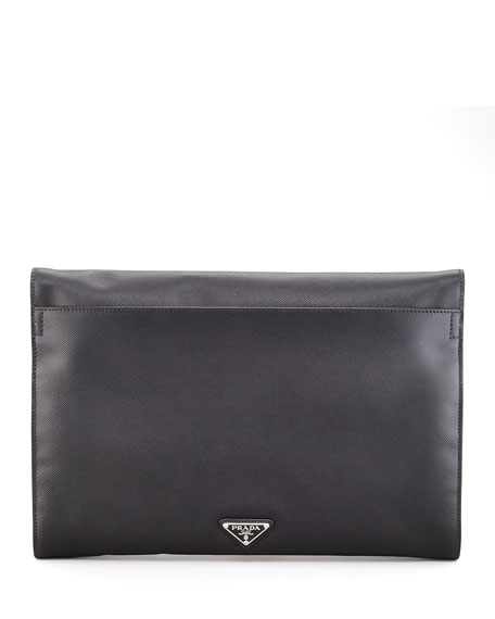 Saffiano Leather Portfolio