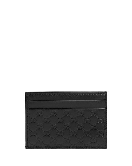 ID-Window Card Case, Black