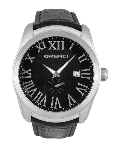 Classico Watch, Black