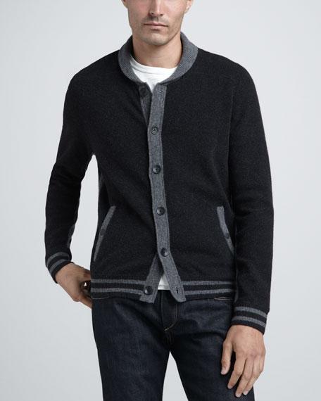 Saratoga Varsity Sweater Jacket