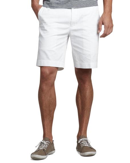 GI Shorts, White