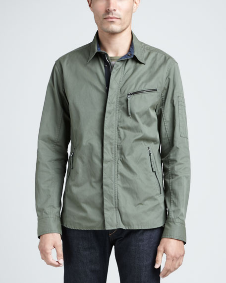 Hendon Shirt Jacket