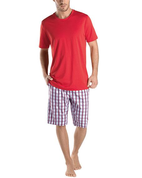 Mitchell Short Pajama Set