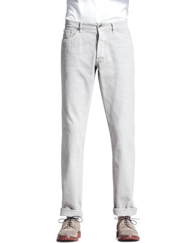 Basic Fit Jeans, Sesame