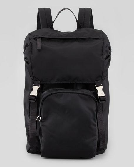 Prada Mens Backpack