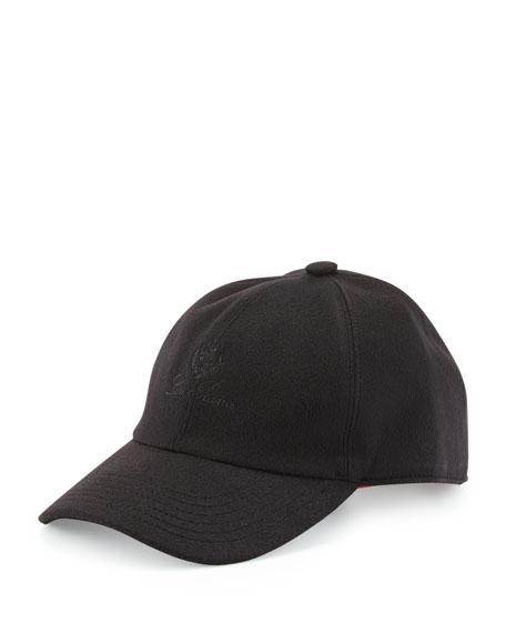 139459f187f Loro Piana Cashmere Storm System Baseball Cap