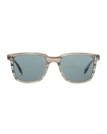 Men's NDG Sunglasses, Gray Tortoise