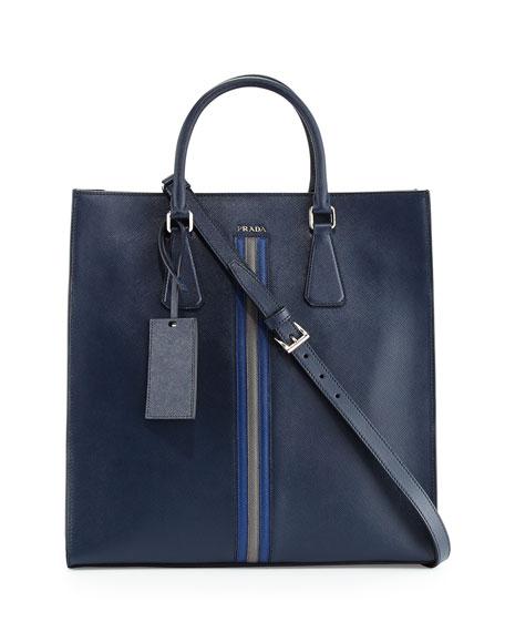 Prada Large Saffiano Shoulder Bag ApnZJ