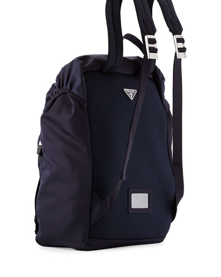Tessuto Men's Backpack, Navy
