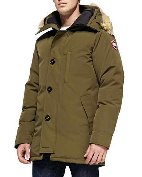 Chateau Parka Military Green