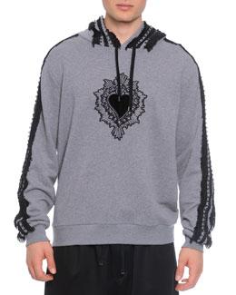 Passementerie Hooded Sweatshirt