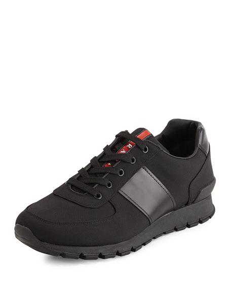 runner sneakers - White Prada fwp6v27Z