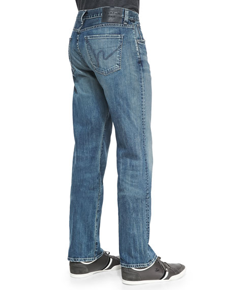Sid Classic Straight Milo Jeans