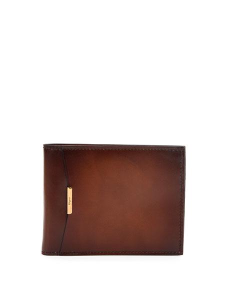 Limited Edition Tramezza Bifold Wallet, Brown