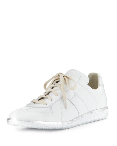 Maison Margiela White Replica Sneakers R2P0qN