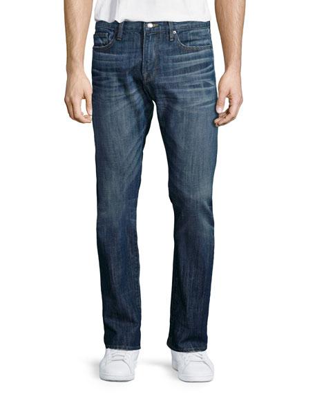 FRAME L'Homme Sierra Skinny Denim Jeans, Dark Blue