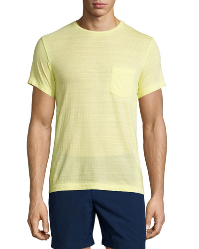 Sammy II Short-Sleeve T-Shirt, Limelight