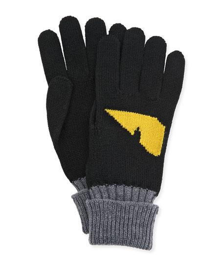 Monster Knit Gloves