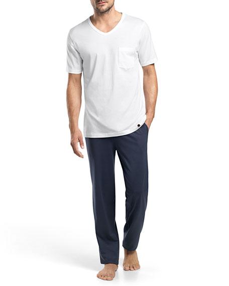 Night & Day Short-Sleeve T-Shirt W/Pocket