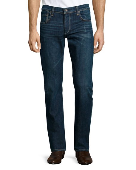 Standard Issue 2 Slim-Fit Denim Jeans, Aged