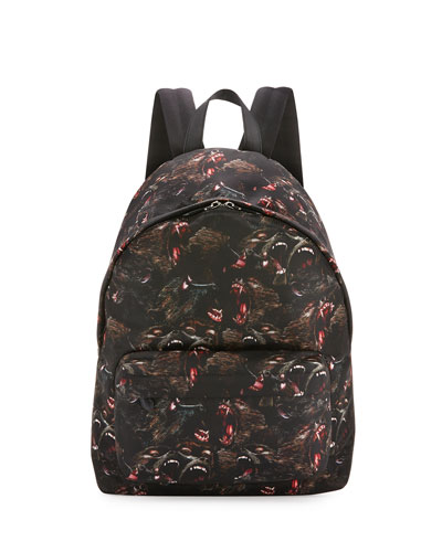 Monkey Brothers Neoprene Backpack, Black