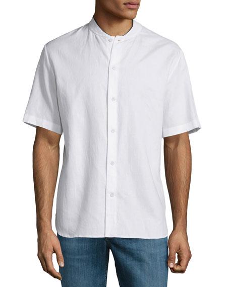 Richmond Short-Sleeve Shirt, White