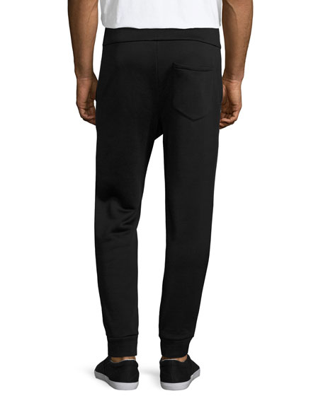 Jake Track Pants, Black