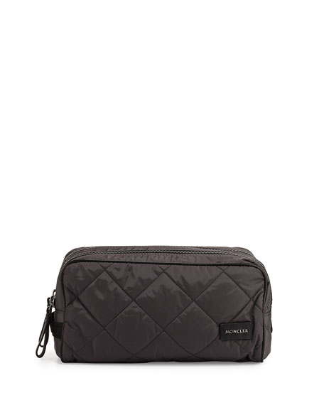 1f59174ef2b Moncler Quilted Travel Toiletry Kit