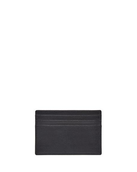 Slim Credit Card Case No. 204, Black