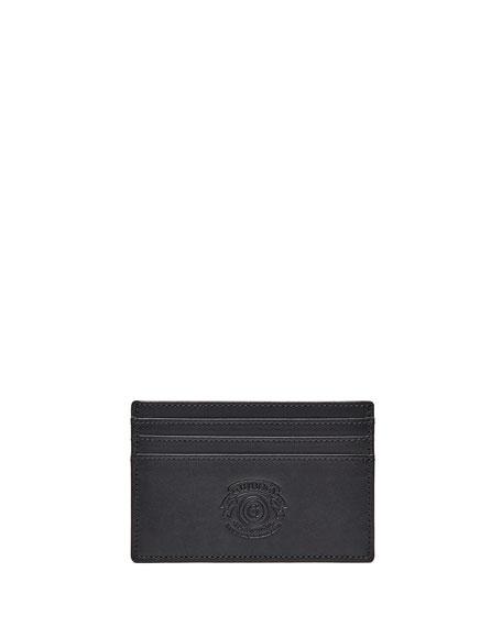 Ghurka Slim Credit Card Case No. 204, Black