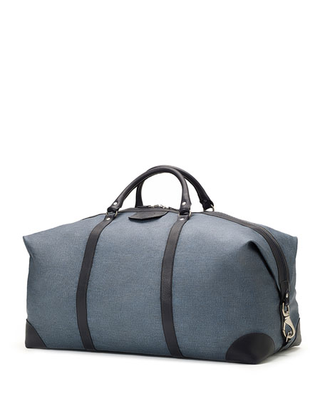 Ghurka Cavalier III No. 98 Large Leather Duffel