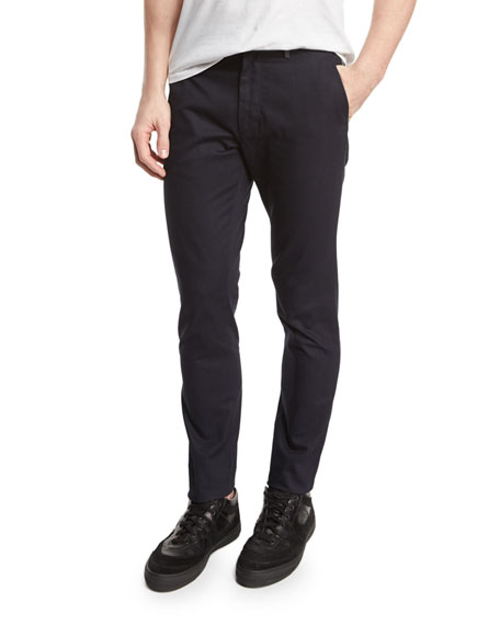 Thi Slim-Fit Trousers, Midnight Navy